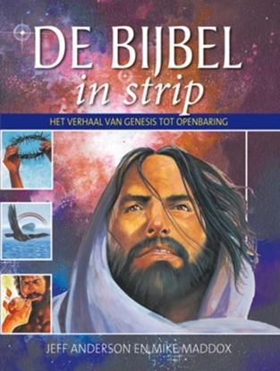 Afbeeldingen van Bijbel in strip
