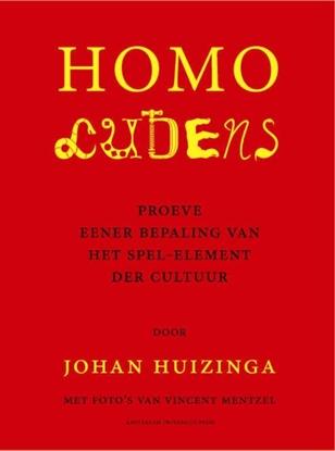 Afbeeldingen van Athenaeum Boekhandel Canon Homo Ludens
