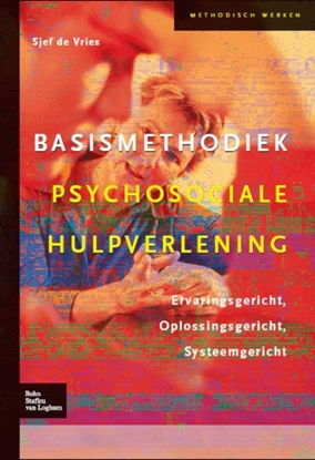 Afbeeldingen van Basismethodiek psychosociale hulpverlening