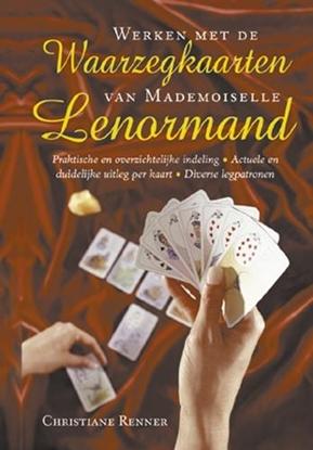 Afbeeldingen van Werken met de waarzegkaarten van Mademoiselle Lenormand
