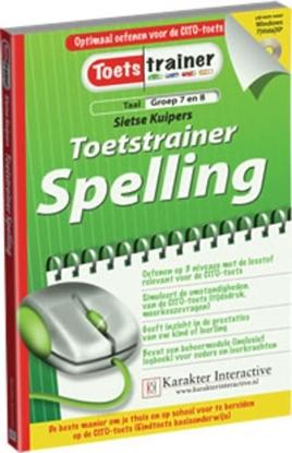 Afbeeldingen van Toetstrainer Taal Spelling
