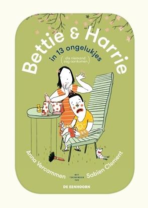 Afbeeldingen van Bettie & Harrie in 13 ongelukjes