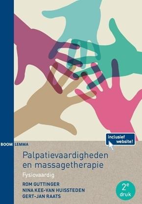 Afbeeldingen van Palpatievaardigheden en massagetherapie