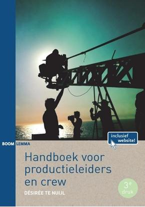 Afbeeldingen van Handboek voor productieleiders en crew