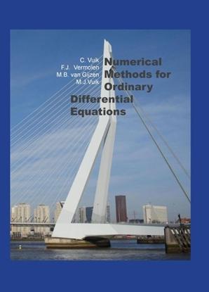 Afbeeldingen van Numerical methods for ordinary differential equations
