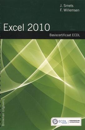 Afbeeldingen van Basiscertificaat ECDL Spreadsheets: Excel 2010