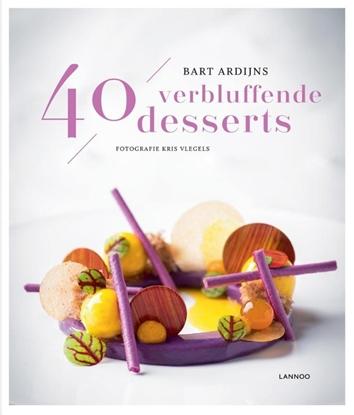 Afbeeldingen van 40 verbluffende desserts