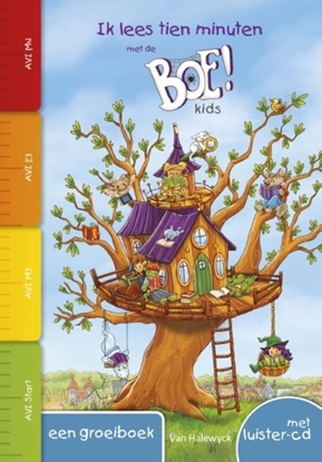 Afbeeldingen van Ik lees tien minuten met de BOE!kids