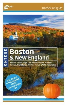 Afbeeldingen van ANWB ontdek Boston & New England