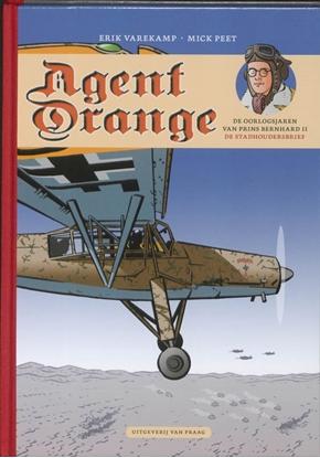 Afbeeldingen van Agent Orange 2: De stadhoudersbrief