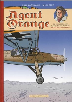 Afbeeldingen van Agent Orange 4 2: De oorlogsjaren van prins Bernhard