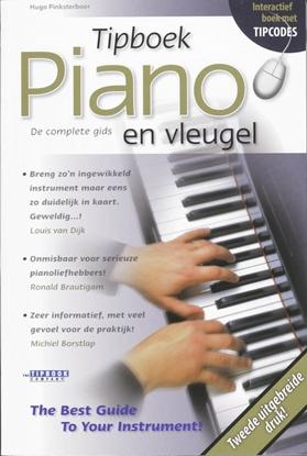 Afbeeldingen van Tipboek Piano en vleugel