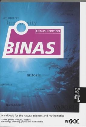 Afbeeldingen van Binas English edition