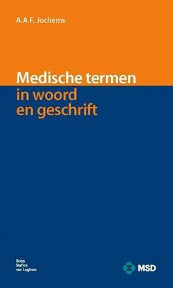 Afbeeldingen van Medische termen in woord en geschrift