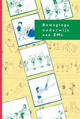 Afbeeldingen van Uitgave van het Jan Luiting Fonds Bewegingsonderwijs aan ZML