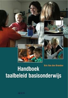 Afbeeldingen van Handboek taalbeleid basisonderwijs