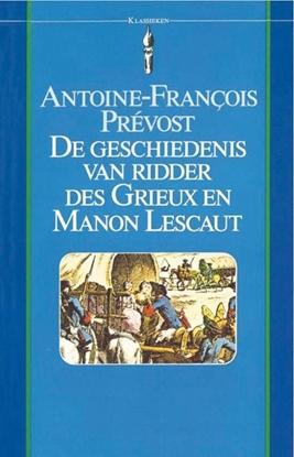Afbeeldingen van De geschiedenis van ridder des Grieux en Manon Lescaut