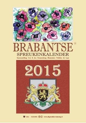 Afbeeldingen van Brabantse spreukenkalender 2015