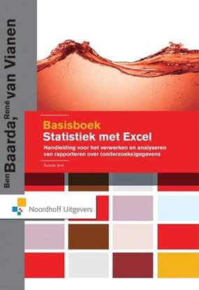 Afbeeldingen van Basisboek statistiek met Excel