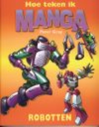 Afbeeldingen van Hoe teken ik manga Robotten