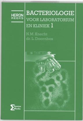 Afbeeldingen van Heron-reeks Bacteriologie voor laboratorium en kliniek 1