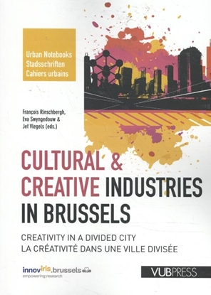 Afbeeldingen van Cultural & creative industries in Brussels