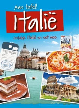 Afbeeldingen van Aan tafel! Ontdek Italië en eet mee
