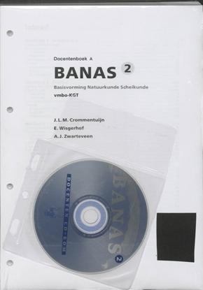 Afbeeldingen van Banas 2 Vmbo-KGT Docentenboek A