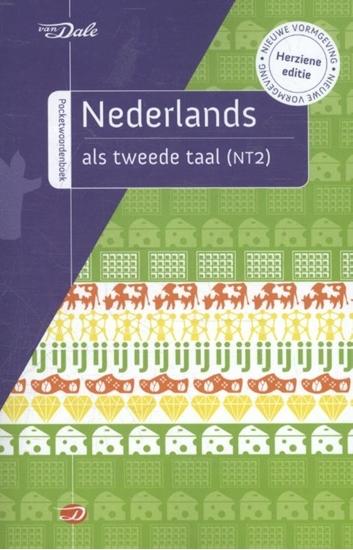 Afbeelding van Van Dale pocketwoordenboek Nederlands als tweede taal (NT2)