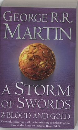 Afbeeldingen van A song of ice and fire A storm of swords 2 blood and gold