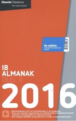 Afbeeldingen van Elsevier IB Almanak 2016 2