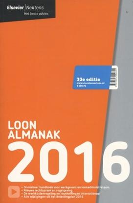 Afbeeldingen van Elsevier Loon almanak 2016