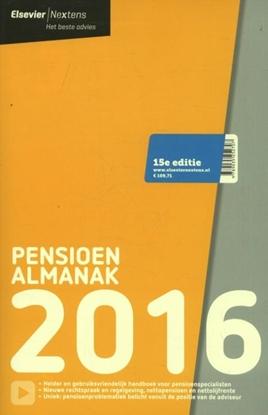 Afbeeldingen van Elsevier pensioen almanak 2016