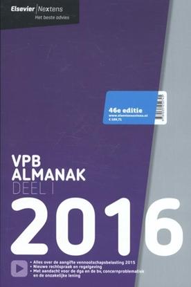 Afbeeldingen van Elsevier VPB almanak 2016 dl. 1