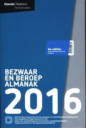 Afbeeldingen van Elsevier bezwaar en beroep almanak 2016