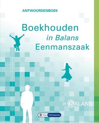 Afbeeldingen van Boekhouden in balans Eenmanszaak Antwoordenboek