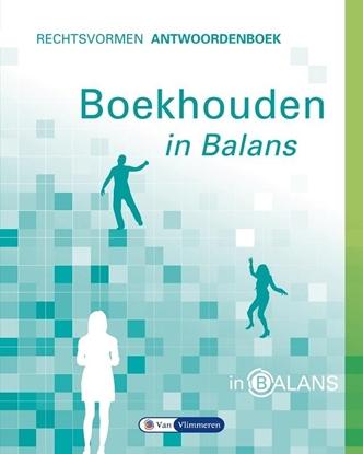 Afbeeldingen van Boekhouden in balans Rechtsvormen Antwoordenboek