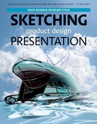 Afbeeldingen van Sketching, product design presentation