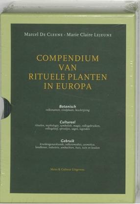 Afbeeldingen van Compendium van rituele planten in Europa
