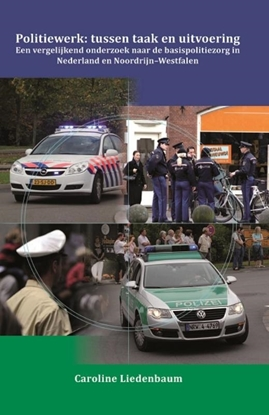 Afbeeldingen van Politiewerk: Tussen taak en uitvoering