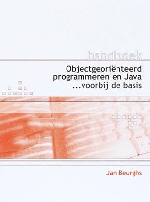 Afbeeldingen van Handboek Object georienteerd programmeren en Java