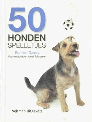 Afbeeldingen van 50 hondenspelletjes