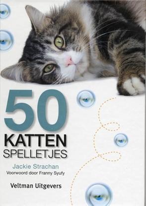 Afbeeldingen van 50 kattenspelletjes