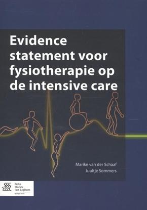 Afbeeldingen van Evidence statement voor fysiotherapie op de intensive care