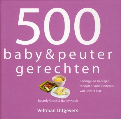 Afbeeldingen van 500 baby & peutergerechten