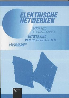 Afbeeldingen van Elektrische netwerken voor HTO Elektrotechniek Uitwerking van de opdrachten