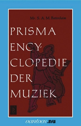 Afbeeldingen van Vantoen.nu Prisma encyclopedie der muziek 1