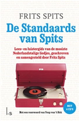 Afbeeldingen van De Standaards van Spits + 4 cd's