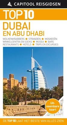 Afbeeldingen van Capitool Reisgidsen Top 10 Dubai en Abu Dhabi