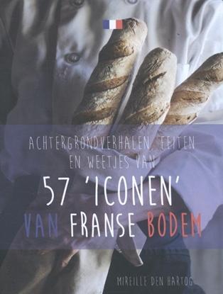 """Afbeeldingen van 57 """"iconen"""" van Franse bodem"""